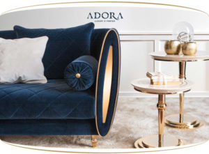 Adora, Luxury à Porter, the company's new brand