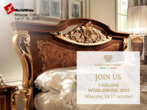 Good news from Crocus Moscow!