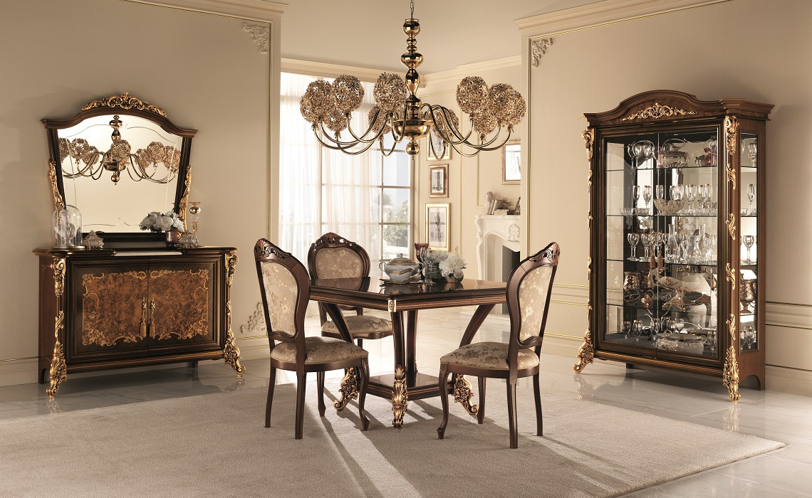 Dining Room Sinfonia Arredoclassic