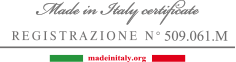 Certification Made in Italy