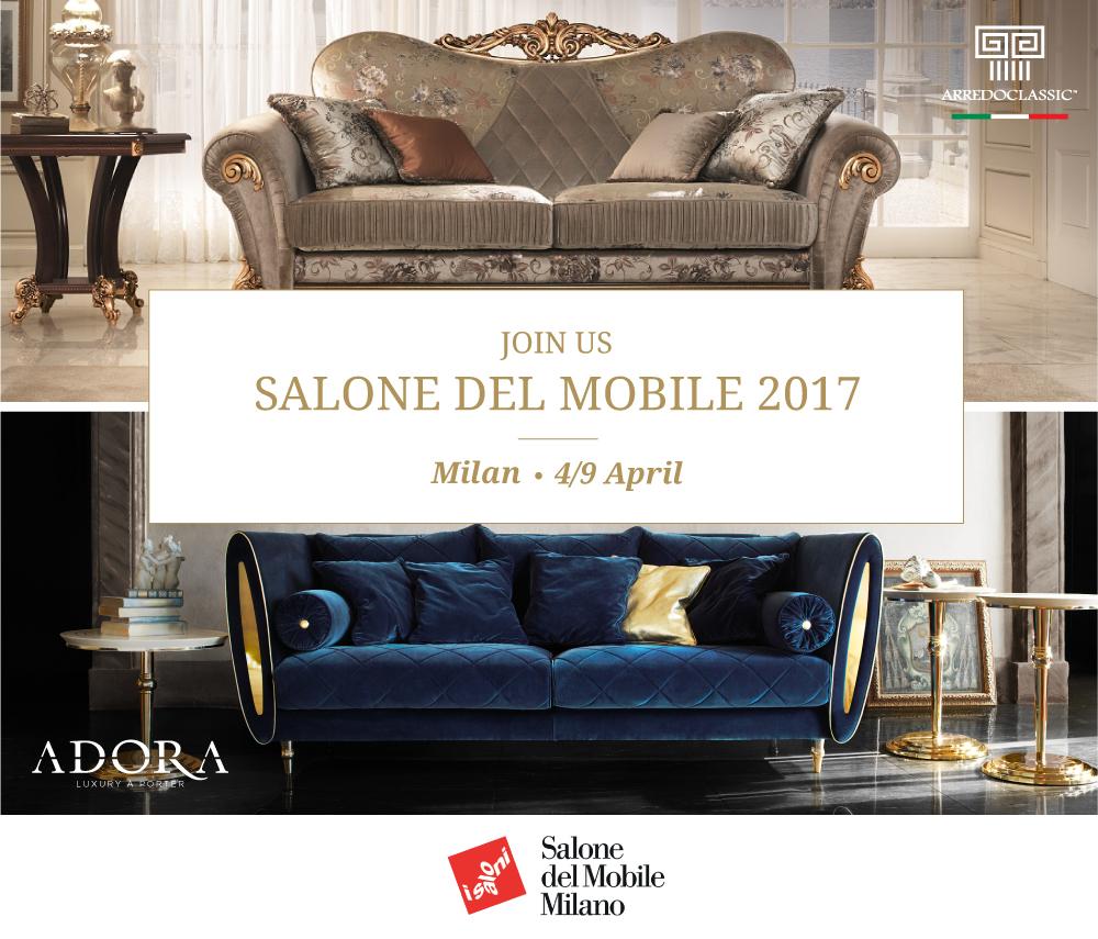 Arredoclassic at Salone del Mobile 2017