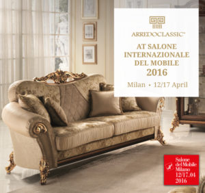 Arredoclassic at Salone Internazionale del Mobile – Milan