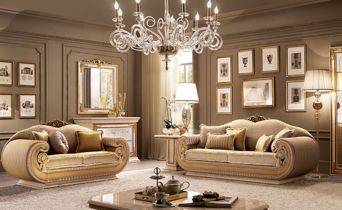 Luxury Italian furniture - Arredoclassic